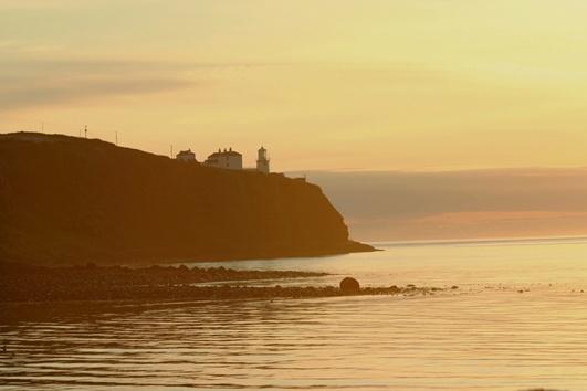 Blackhead lighthouse by mirrorlens