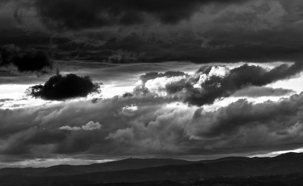 Pic de Nore in the Montagne Noire by Gaucho