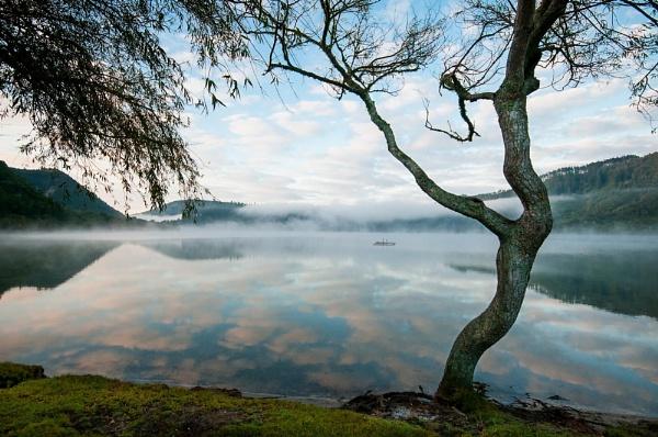 Blue Lake by possumhead