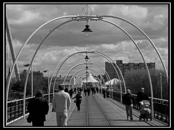 Southport pier by vikki9876