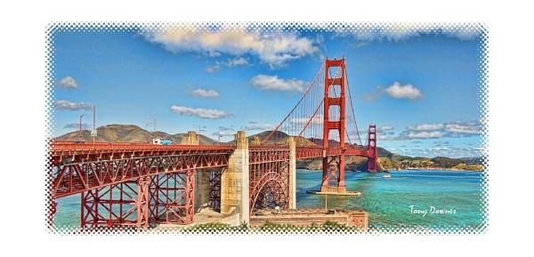 Golden Gate Bridge by t_downes