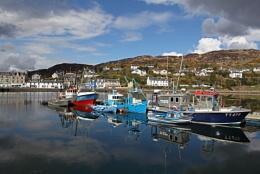 Tarbert Harbour Argyll