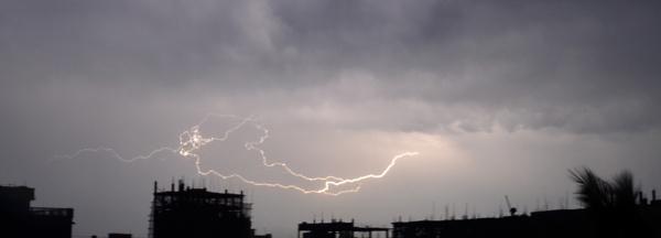 Thunder! by nazmul99