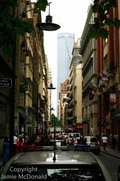 Melbourne side streets.