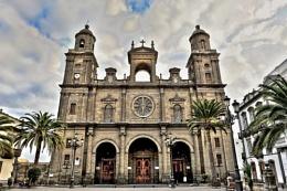 Catedral De Santa Ana - Las Palmas - Gran Canaria - HDR
