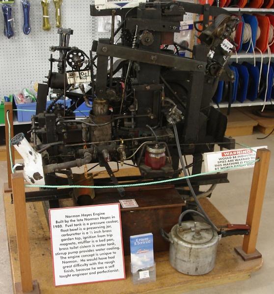Hayes Engine by Pengarnedd