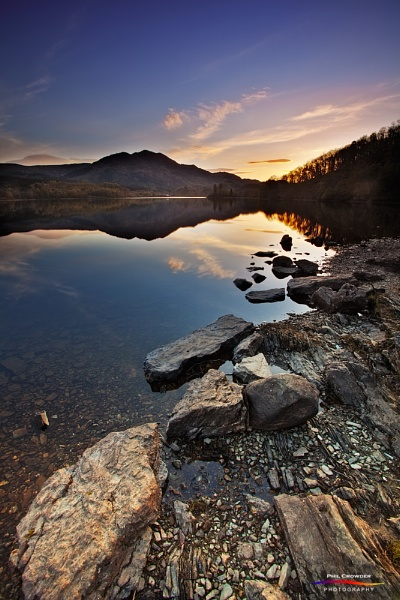 Loch Achray by Landlord