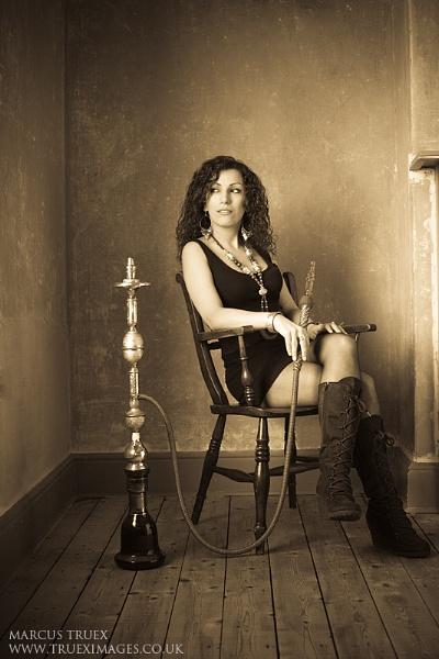 The Smoker by TRUEX