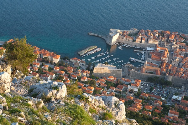 Old Town Dubrovnik by MickHarris