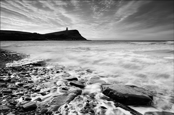 Clavell Tower Mono by colin63