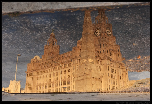 Royal Liver Building by DRicherby