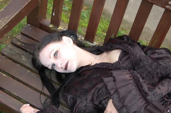 Goth Gal by RiverTempest