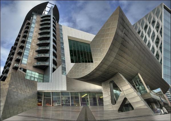 MODERN ARCHITECTURE by GERRYGENTRY