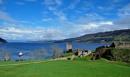 The Stunning Urquhart Castle
