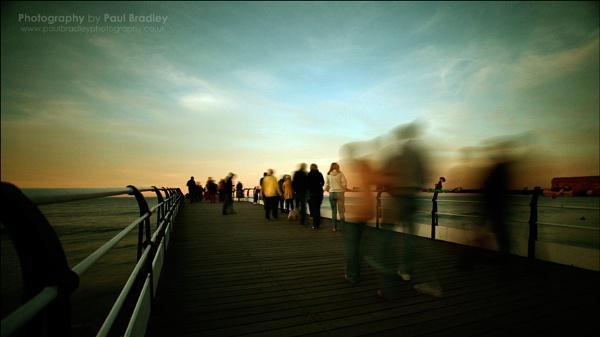 Evening Strollers by ScudMonkey
