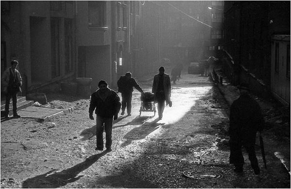 In City of Light  Sarajevo 1993 by Ajanovic