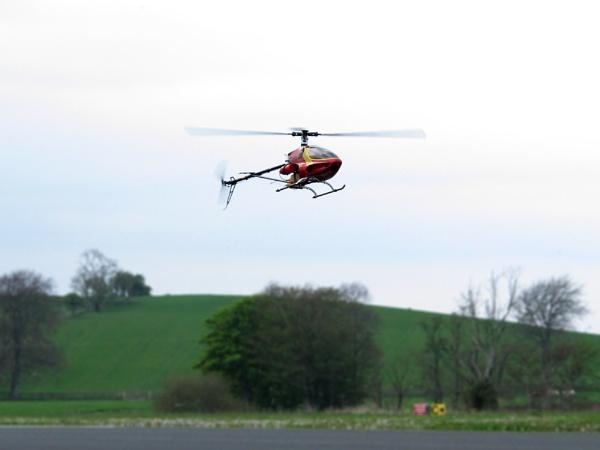 Wren Turbine helicopter by Stevies