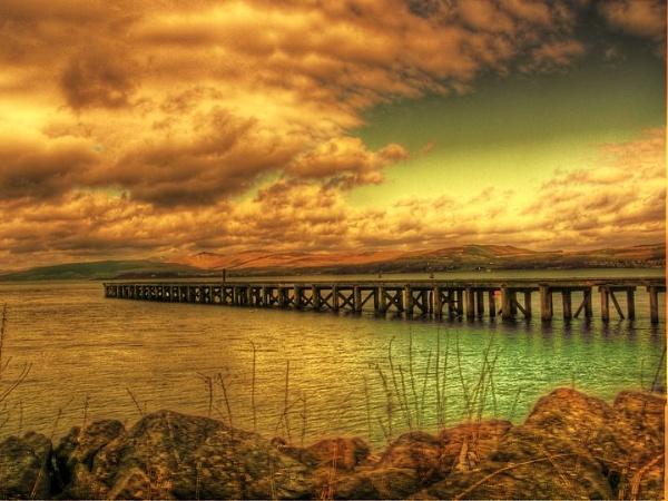 Wemyss Bay, Inverclyde by clickon
