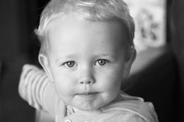 My little boy.