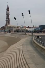 Paddling in Blackpool?