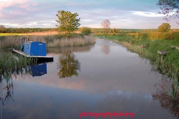Nottingham to Grantham Canal by gazlowe