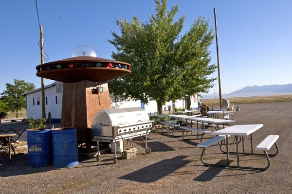 Bar & grill,Rachel,Nevada by efim_p