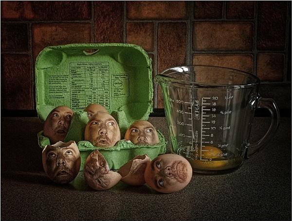 Eggsecution by clintnewsham