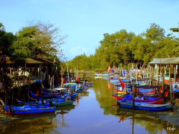 Kuala Sungai Burong.