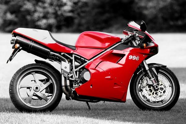 Ducati by NickEade
