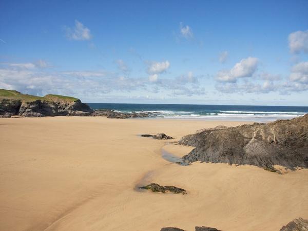 Trevose Head Cornwall by skewey