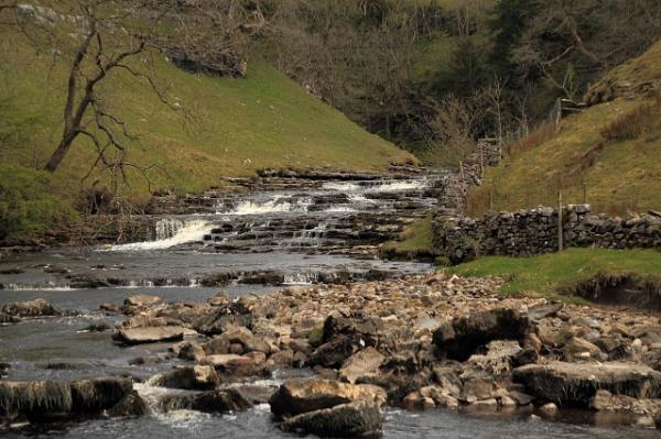 Ingleton Waterfalls 7 by nsutcliffe