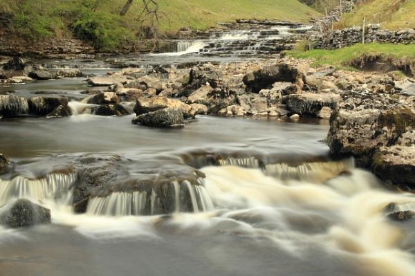 Ingleton Waterfalls 8 by nsutcliffe