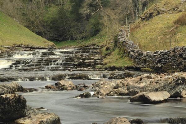 Ingleton Waterfalls 9 by nsutcliffe