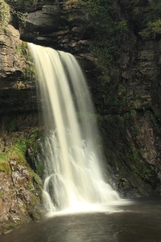 Ingleton Waterfalls 12