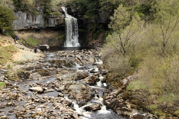 Ingleton Waterfalls 14 by nsutcliffe