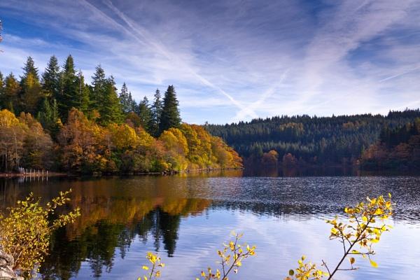 Loch Ard, Trossachs by ejways