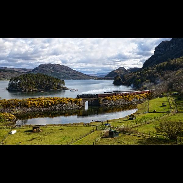 Craig Highland Farm by robincoombes