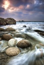 Porth Nanven Stones