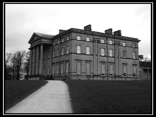 Attingham Park House by vikki9876