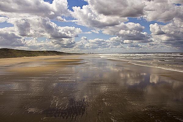 Saltburn Beach by Frase