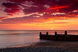Tywyn Sunset