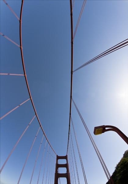 Golden Gate Bridge 2 by rontear