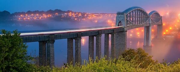 Albert Bridge by GraceC