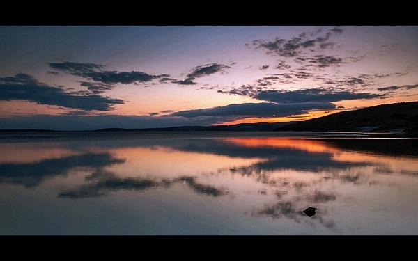 Serene Sunset by geffers7