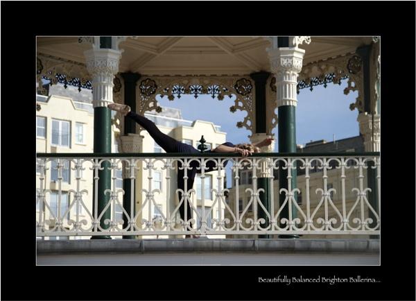 Beautifully Balanced Brighton Ballerina by NDODS