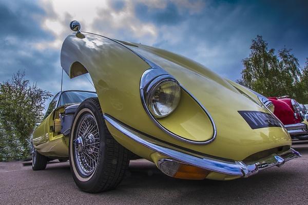 Jaguar E type by nikond300