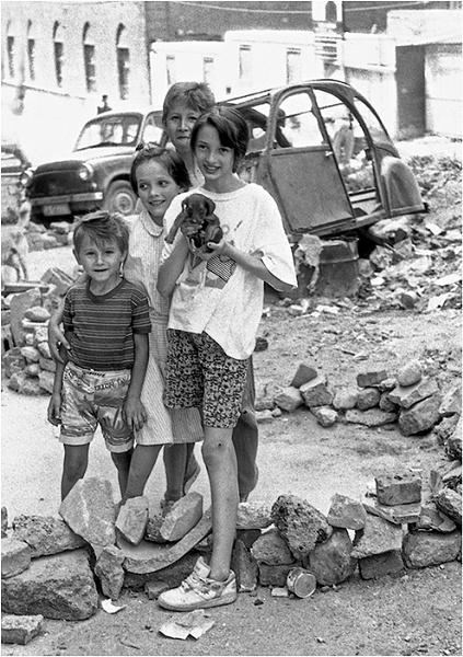 Children of Sarajevo 92 by Ajanovic