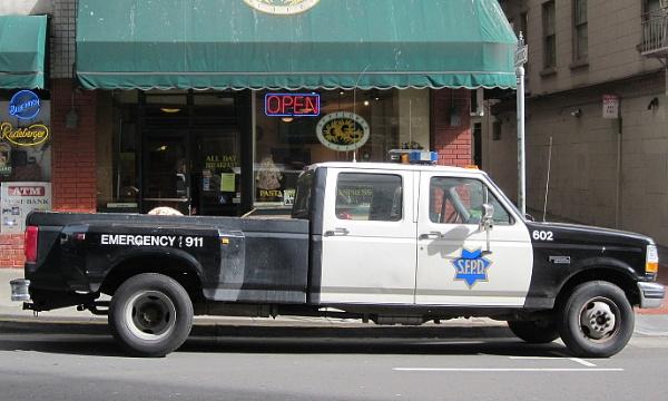 SFPD by ShaneKendrick