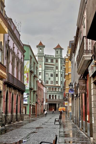 Teatro Guiniguada - Las Palmas - Gran Canaria by Tad