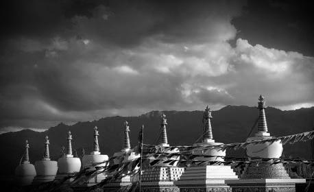 Gompas by Subhashsapru